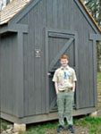 Eagle Scout Shed Project